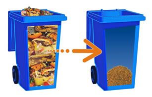 Commercial Food bins